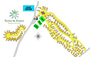Plan-LACS-300x190 The Ideal Place for your Weeding – Hameaux des Lacs, South of France,nearby Toulouse, Occitania Region